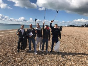 Great British Beach Clean - Cityscape Recruitment