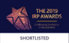 10th Annual IRP Award Shortlisted