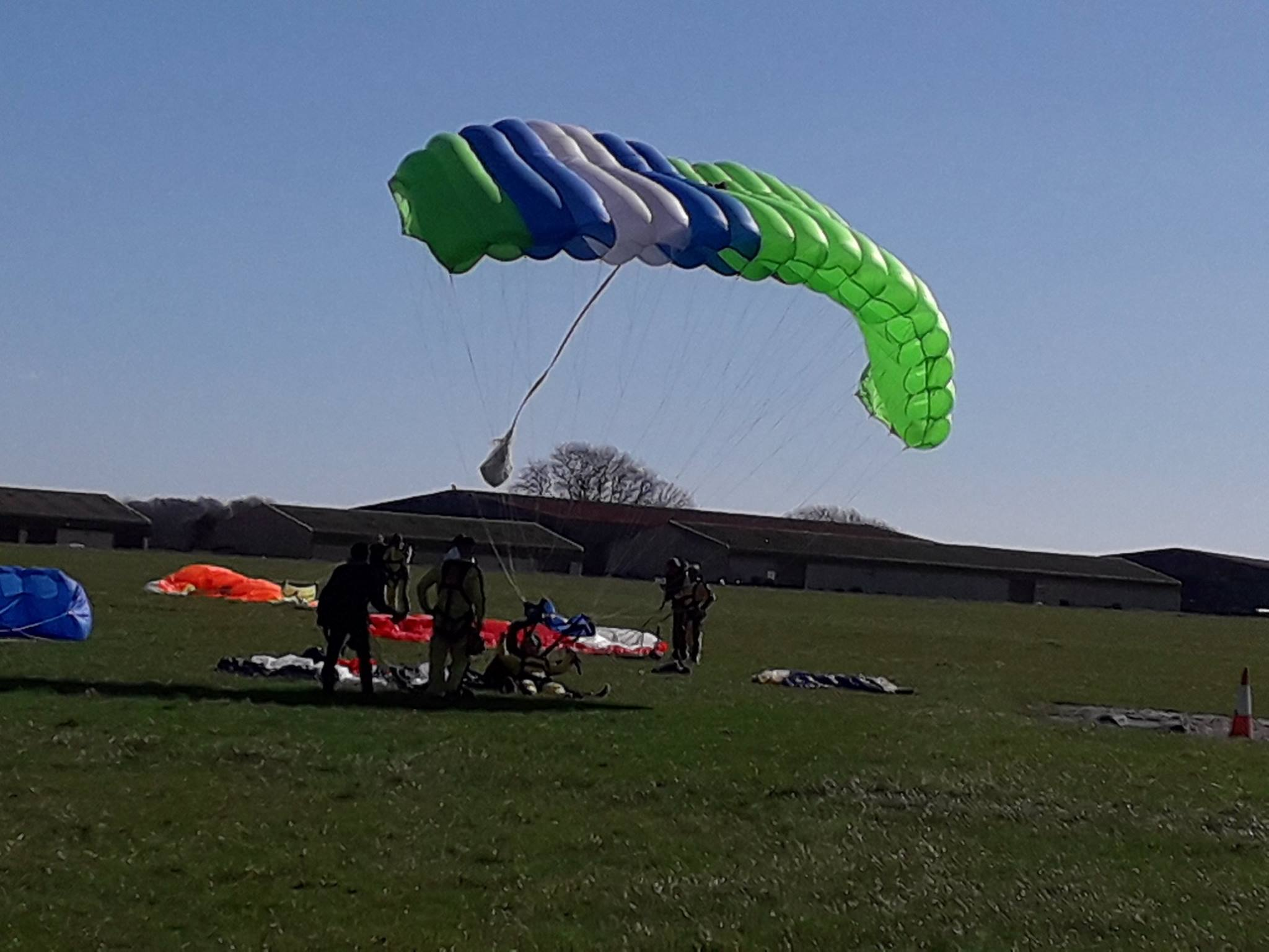 Skydive for bibic update